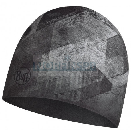 Шапка Buff Microfiber Reversible Hat Concrete Grey