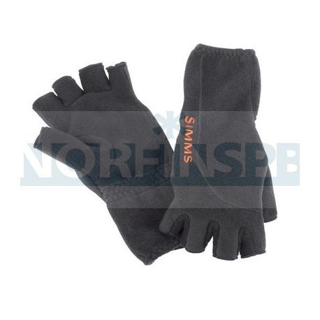 Перчатки Simms Headwaters Half Finger Glove (Черные)