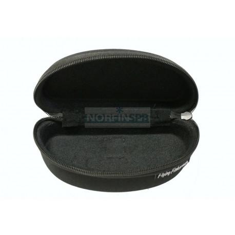 Чехол для очков Flying Fisherman Shell Case with Zipper (Black)