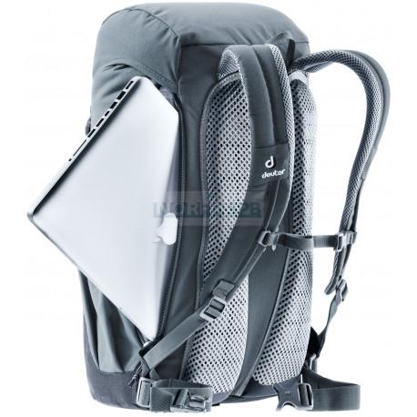 Рюкзак Deuter 2020-21 Walker 24 graphite-black