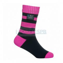 Носки детские водонепроницаемые Dexshell розовые DS546PK
