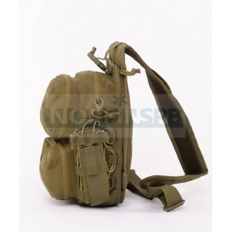 Плечевая сумка TRITON (хаки)