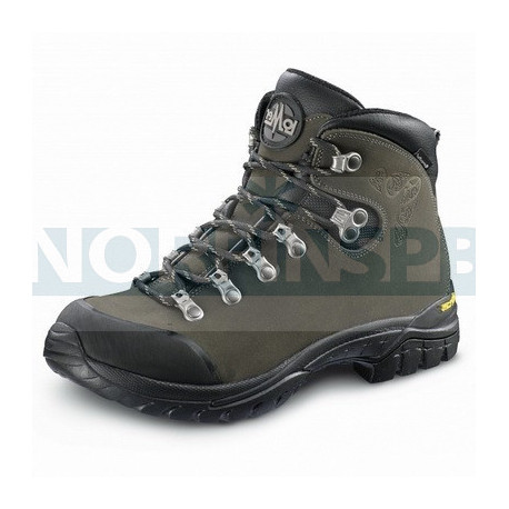 Женские ботинки Lomer Chamonix STX LD Antra/Black (темно-серые)