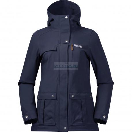 Куртка BERGANS Nordmarka W Jkt, Navy