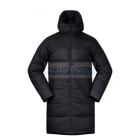 Куртка Bergans Oslo Unisex Down Parka (Black)