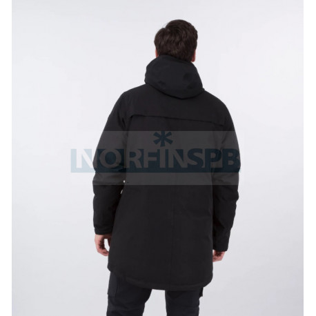 Куртка Bergans Oslo  Down Parka мужская (Black)