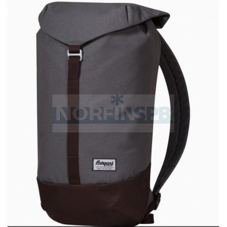 Рюкзак BERGANS Geilo, Graphite/Dk Choc