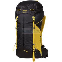Рюкзак BERGANS Helium 40 L, SolidCharcoal/WaxedYellow