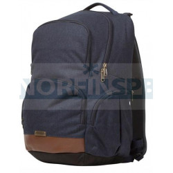 Рюкзак BERGANS Metro 32L, Navy/Brown