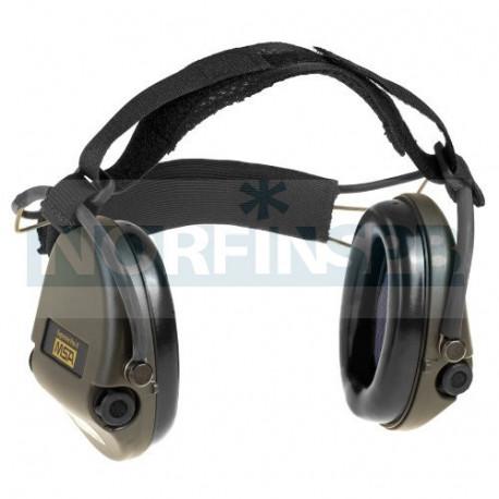 Наушники активные MSA Sordin Supreme Neckband Pro-X (черные)