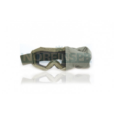Баллистическая маска Ariete RAM, зеленая