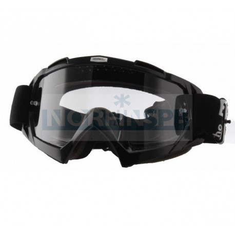 Кроссовая маска O`Neal B-Flex LAUNCH черная