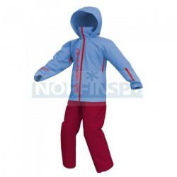 Куртка Dragonfly утепленная Gravity Junior Dark Red - Ocean