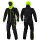 Комбинезон утепленный Dragonfly Extreme 2.0 Man Black-Yellow-Green Fluo