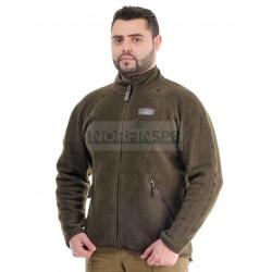 Толстовка Novatex Гризли NEW (флис, хаки)