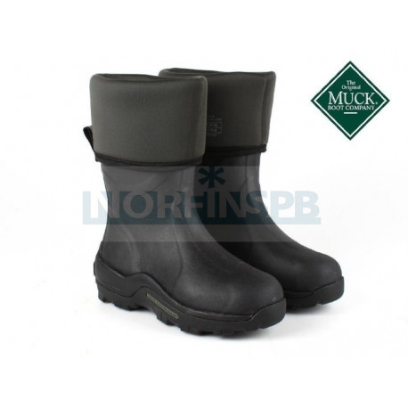Зимние сапоги Muck Boot Muckmaster High Black