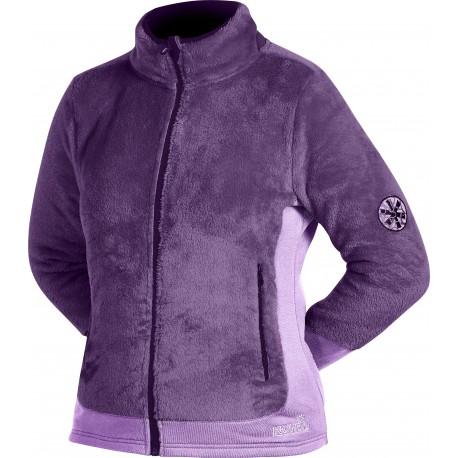 Женская флисовая куртка Norfin Moonrise Violet