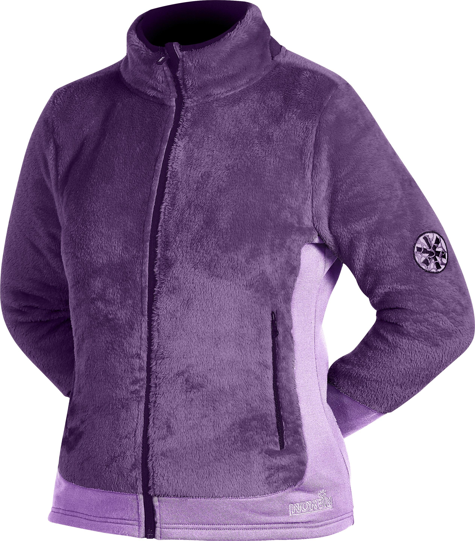 480832ca Женская флисовая куртка Norfin Moonrise Violet купить недорого в Санкт- Петербурге