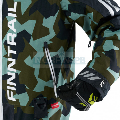 Комбинезон Finntrail Widetrack 21 3852 CamoArmy