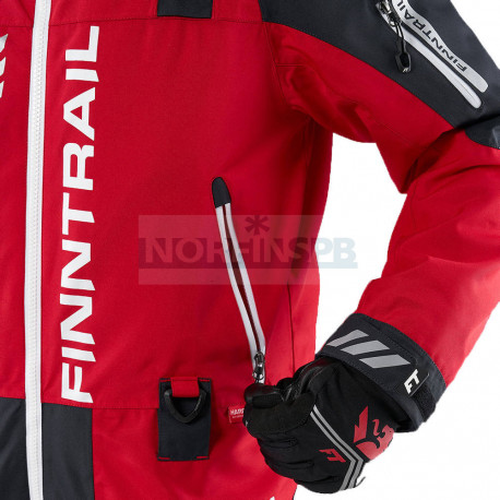 Комбинезон Finntrail Float 21 3902 Red