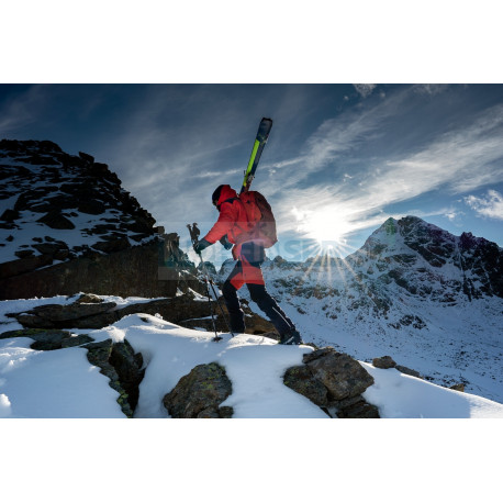 Штаны Direct Alpine EIGER 5.0 indigo/brick