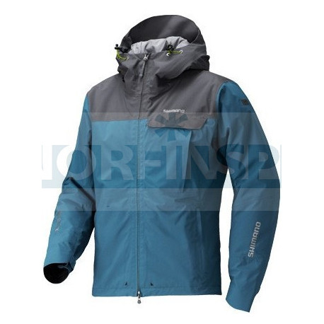Куртка утеплённая Shimano RB-01JS Gore-Tex Синий