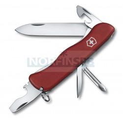 Нож Victorinox Adventurer (0.8453), 111 мм, 11ф., красный
