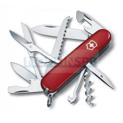 Нож Victorinox Huntsman (1.3713), 91мм, 15 функций, красный