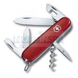 Нож Victorinox Spartan (1.3603), 91мм, 12 ф., красный