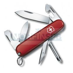 Нож Victorinox Tinker (1.4603), 91мм, 12 ф., красный
