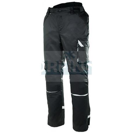 Зимние брюки  BRODEKS KW304, черный