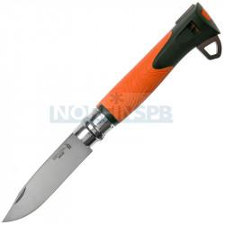 Нож Opinel №12 Explore, нержавеющая сталь