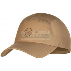 Кепка Buff Air Trek Cap Solid Toffee