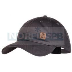 Кепка Buff Baseball Cap Solid Grey Pewter