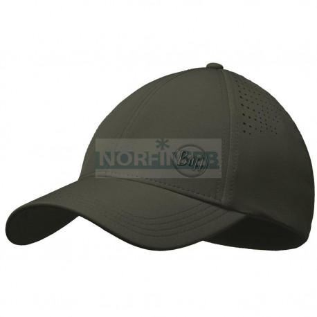 Кепка Buff TREK CAP HASHTAG MOSS GREEN S/M