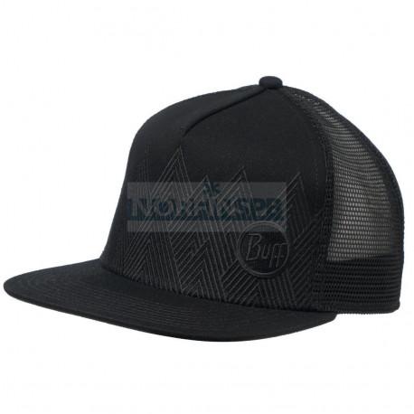 Кепка Buff Trucker Cap Summit Black