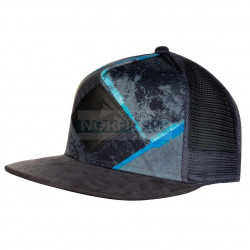 Кепка Buff Trucker Cap Zest Grey