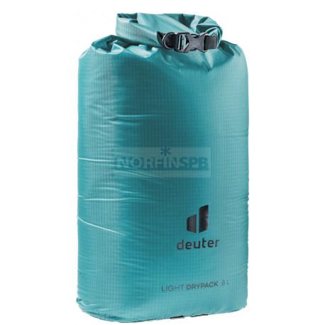 Гермомешок Deuter 2020-21 Light Drypack 8 Petrol