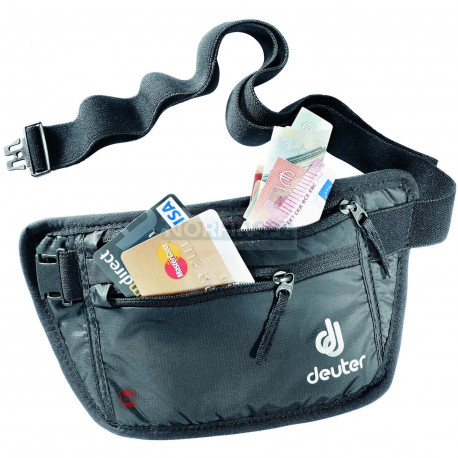 Кошелек Deuter 2020-21 Security Money Belt I Rfid Block Black