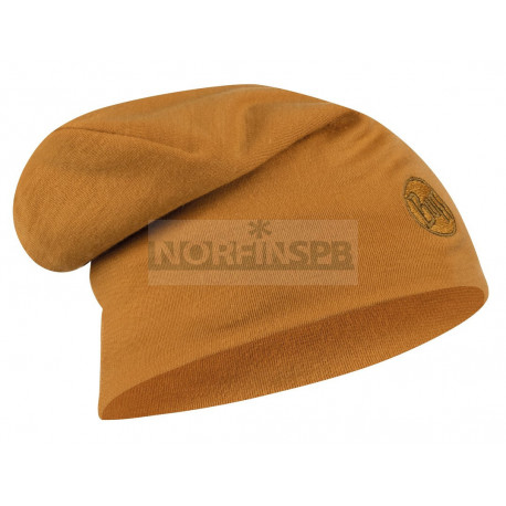 Шапка Buff Heavyweight Merino Wool Hat Solid Camel