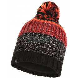 Шапка Buff Knitted & Fleece Hat Stig Black