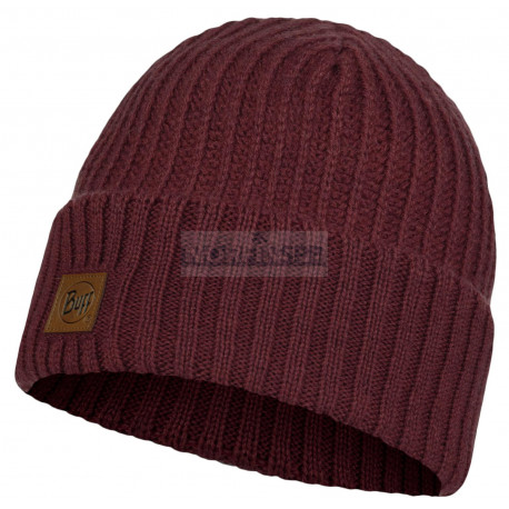 Шапка Buff Knitted Hat Rutger Maroon