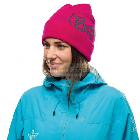 Шапка Buff Knitted Hat Vadik Magenta