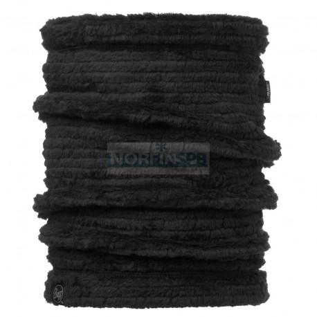 Бандана Buff Polar Thermal Neckwarmer Solid Graphite Black