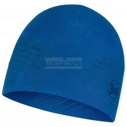 Шапка Buff Microfiber Reversible Hat R-Solid Olympian Blue