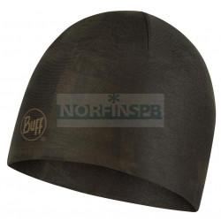 Шапка Buff Thermonet Reversible Hat Itakat Bark