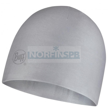 Шапка Buff Thermonet Reversible Hat Itakat Fog Grey