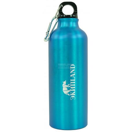 Фирменная бутылка с логотипом EkipLand (синяя)
