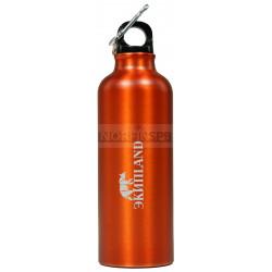 Фирменная бутылка с логотипом EkipLand (оранжевая)