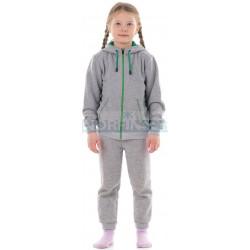 Толстовка с принтом Dragonfly Chain Детская Grey